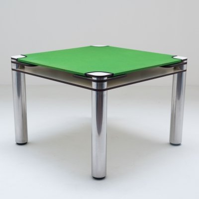 Complete & Original Game Table by Joe Colombo for Zanotta, 1967