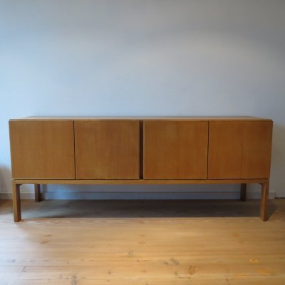 Oak GR69 sideboard by Robert Heritage for Gordon Russell, 1969
