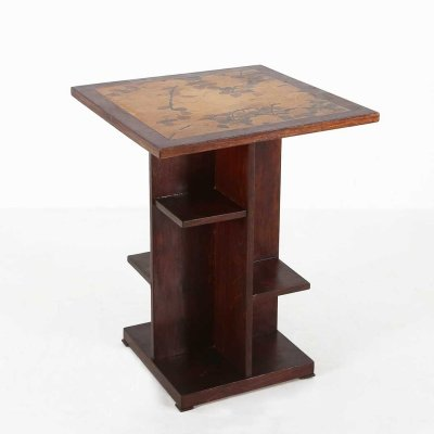 Vintage side table, 1930s