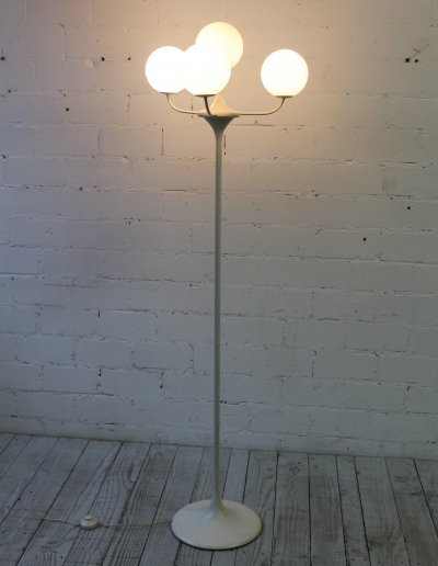 Floor Lamp by E.R. Nele for Temde Leuchten, 1960s