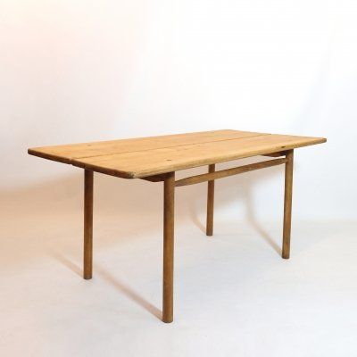 Dining table by Pierre Gautier Delaye, France 1950s