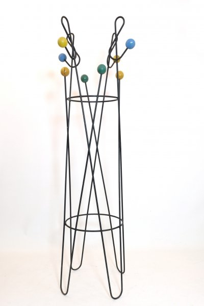 Roger Féraud coat hanger from the fifties
