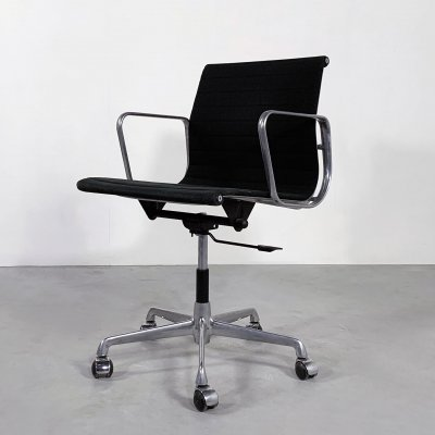 Adjustable Office Chair EA117 by Charles & Ray Eames for ICF, 1970s