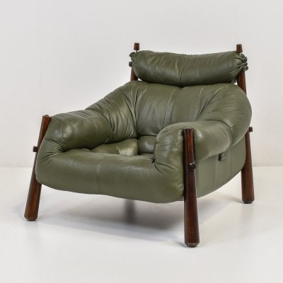 Percival Lafer Model MP-81 armchair, 1970s