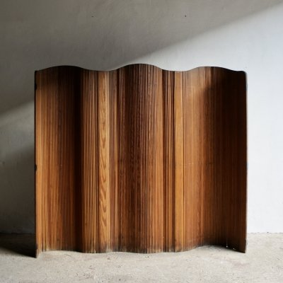 Art Deco Baumann Room Divider Screen, 1940s