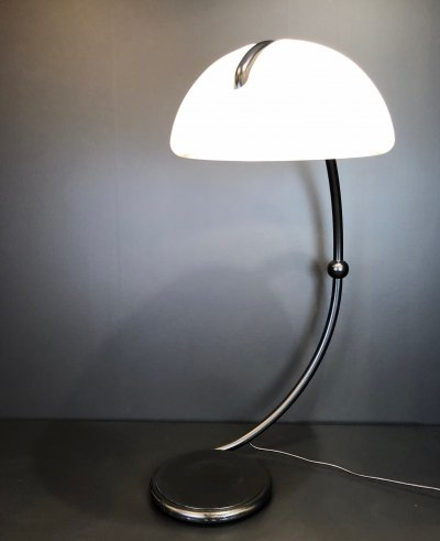Serpente floor lamp by Elio Martinelli for Martinelli Luce, 1960s