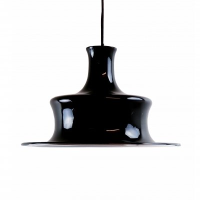 Glass pendant by Michael Bang for Holmegaard