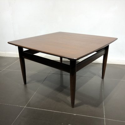 Danish Mid-Century Teak Coffee Table, 1960s