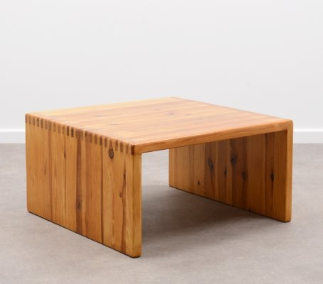 Pine coffee table from Ate van Apeldoorn for Hattem houtwerk