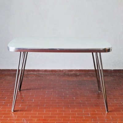 Formica & Chrome table, 1960s