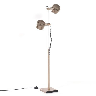 Floor lamp by Ronald Homes for Conelight Limited, 1970s