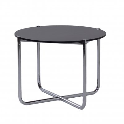 MR Coffee table by Mies van der Rohe for Knoll, 1980s