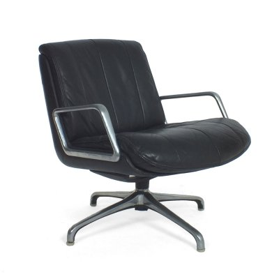 Saporiti 70s swivel chair