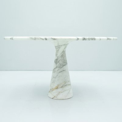 Marble Dining Table by Angelo Mangiarotti, 1969