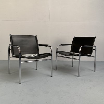 2 x Klinte armchair by Tord Björklund for Ikea, Sweden 1980s