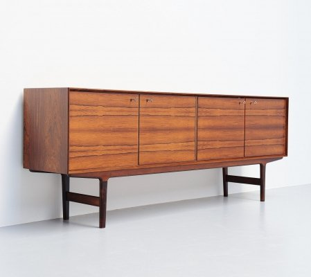 Fredrik Kayser sideboard by Viken Norway, 1960