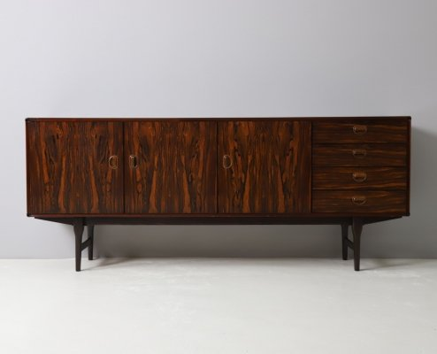 Arnold Merckx sideboard in rosewood for Fristho, NL 1960s