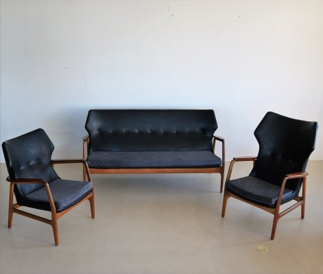 Seating group by Aksel Bender Madsen for Bovenkamp, 1960s