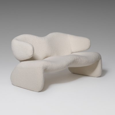 Djinn Sofa by Olivier Mourgue for Airborne, 1960s