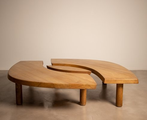 L'Oeil Table by Pierre Chapo, 1960s
