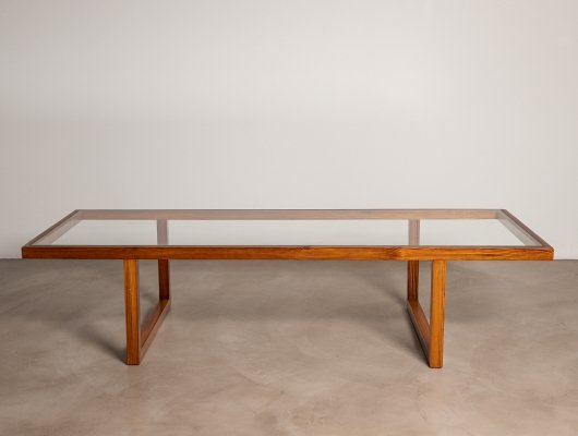Centre Table by Joaquim Tenreiro, Brazil Circa 1950s