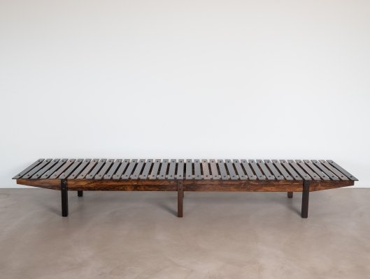 Mucki Bench by Sergio Rodrigues, 1960s