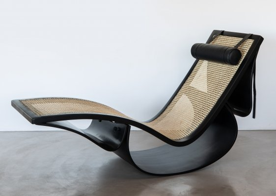Rio chair by Oscar Niemeyer, 1970s