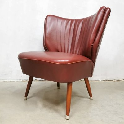 Vintage expo cocktail chair, 1950s