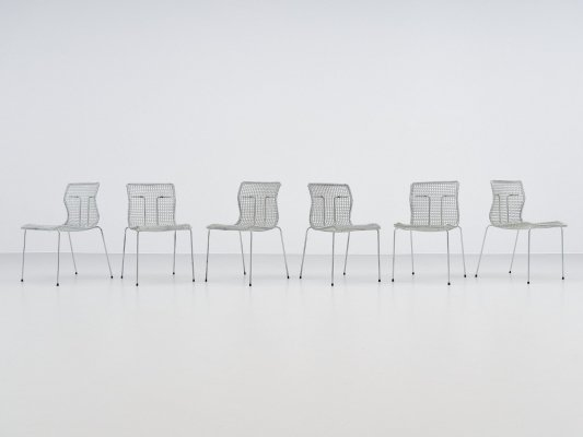 Niall O'Flynn rascal chairs by 't Spectrum, 1997