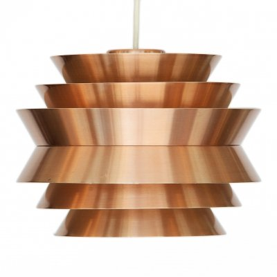 Pendant light 'Trava' in copper aluminium by Carl Thore for Granhaga