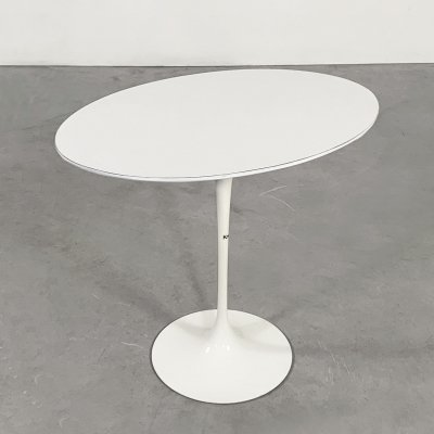 Oval Tulip Side Table by Eero Saarinen for Knoll, 1960s