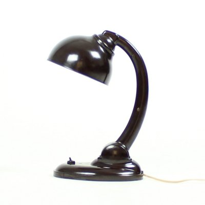 Model 11126 Bakelite Table Lamp by Eric Kirkman Cole, 1930s