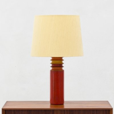 Table lamp by Uno & Östen Kristiansson for Luxus, Sweden 1950's