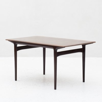 Dining table by Johannes Anderssen for Uldum Møbelfabrik, Denmark 1960's