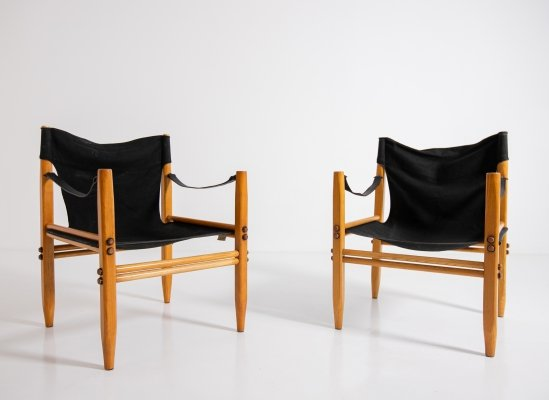 Pair of armchair Mod. Oasi 85 by Franco Legler for Zanotta, 1960s