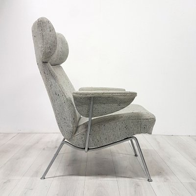 Rare mid century lounge chair by Theo Ruth for Wagemans van Tuinen Artifort, NL