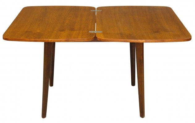 Mid Century Extendable Dining Table, 1960s
