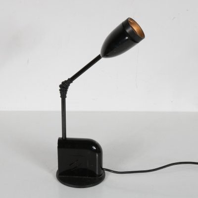 Adjustable desk lamp by Toshiyuki Kita for Luci, Italy 1970s