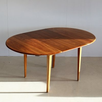 Dining table by A. Patijn for Zijlstra Joure, 1950s