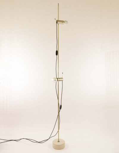 Model 387 Floor Lamp by Tito Agnoli for O-Luce