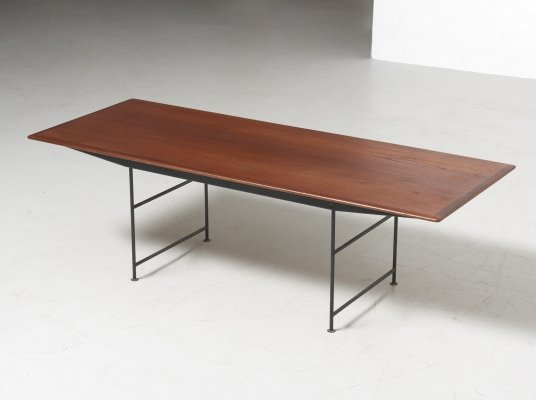 Low Table in Teak model 103 by Östen Kristiansson, Sweden 1950's