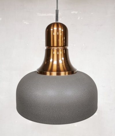 Dutch design pendant by Raak Amsterdam, 1970s