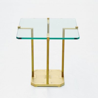 Peter Ghyczy side table, Holland 1985