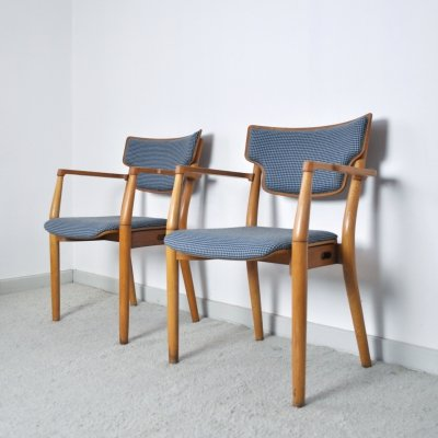 Rare pair of armchairs by Peter Hvidt & Orla Mølgaard-Nielsen