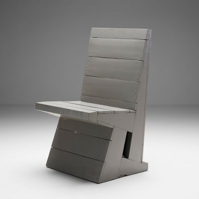 Chair by Dom Hans van der Laan, The Netherlands 1960s