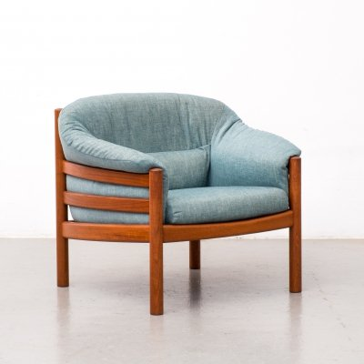 Danish armchair by Skippers Møbelfabrik, 1970s