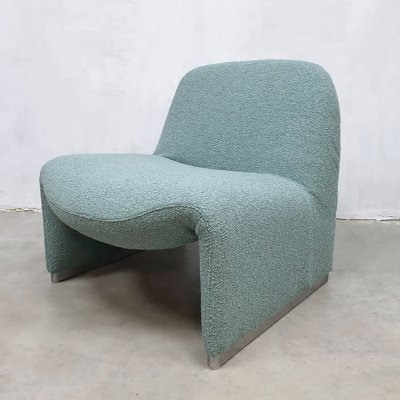 Midcentury design Alky easy chair by Giancarlo Piretti for Castelli / Artifort