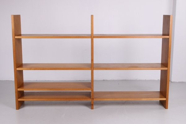 Wall unit bookshelves by Hans Wegner, 1950s