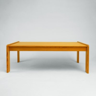 Coffee table by Yngve Ekström for Swedese, Sweden 1970s