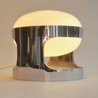 KD27 desk lamp by Joe Colombo for Kartell, 1960s